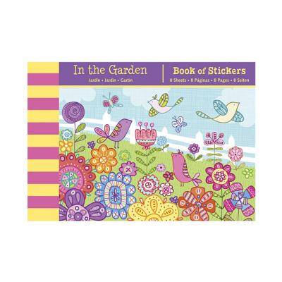 In the Garden Book of Stickers By Skelley, Jennifer (ILT)